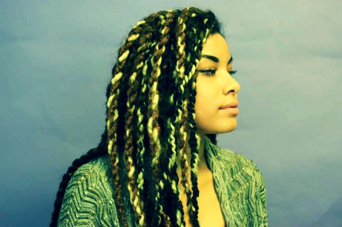Natural Hair: Marley Twists